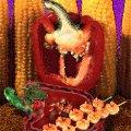 Food Conceptual Photography Illustration