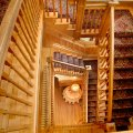 stairs Interior home architectural real estate photo