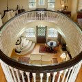 Interior home architectural real estate photo